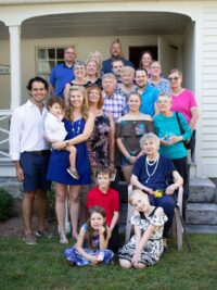 Bucky and Family on her 100th Birthday Celebration!